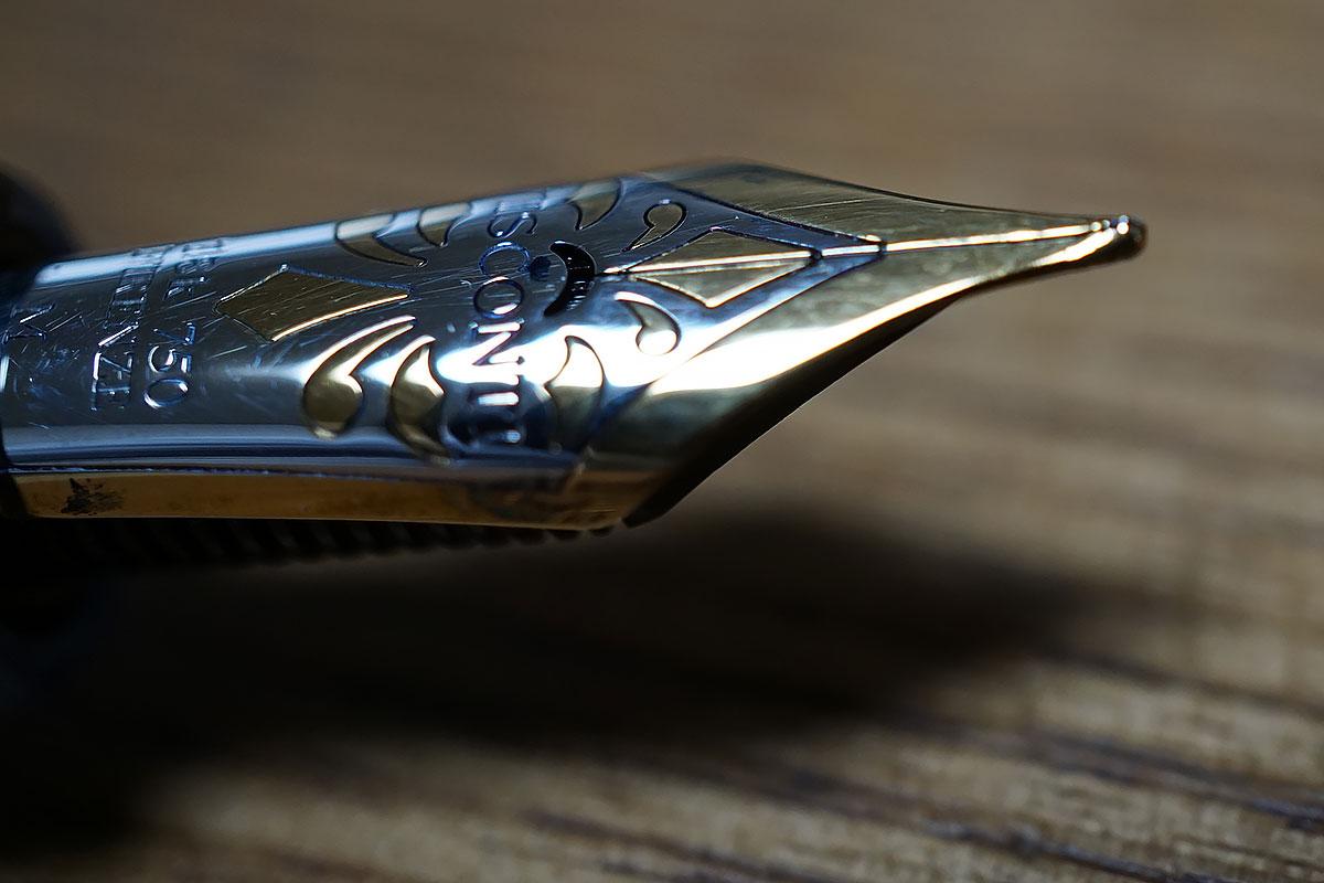 画像 修理したペン先2