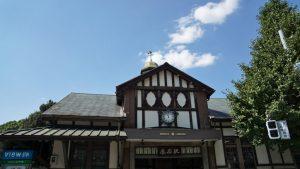 画像 JR山手線の原宿駅