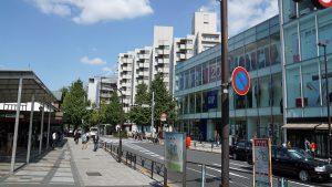 画像 原宿駅前周辺の風景