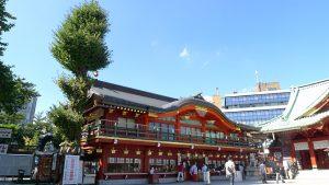 画像 神田神社の境内の風景