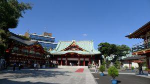 画像 神田神社の境内