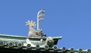 画像 湯島聖堂の風景