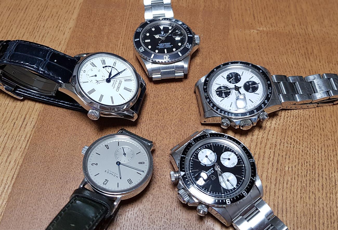 画像 所有時計